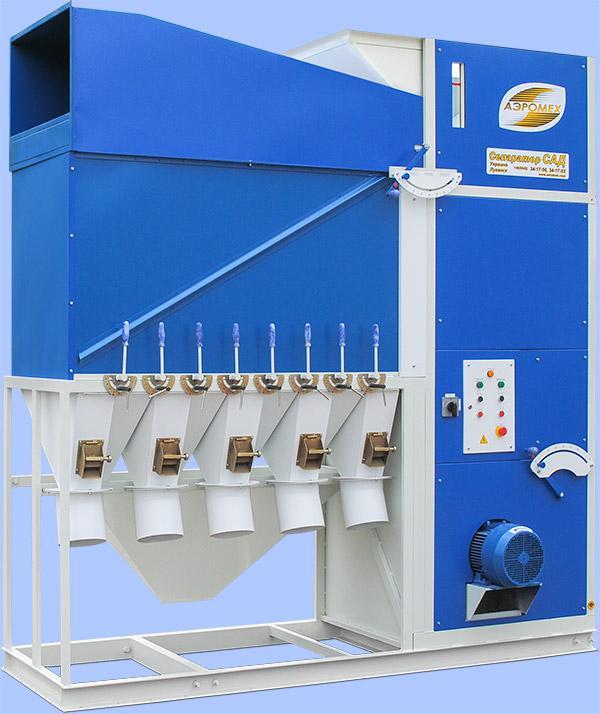 Separator CAD-30