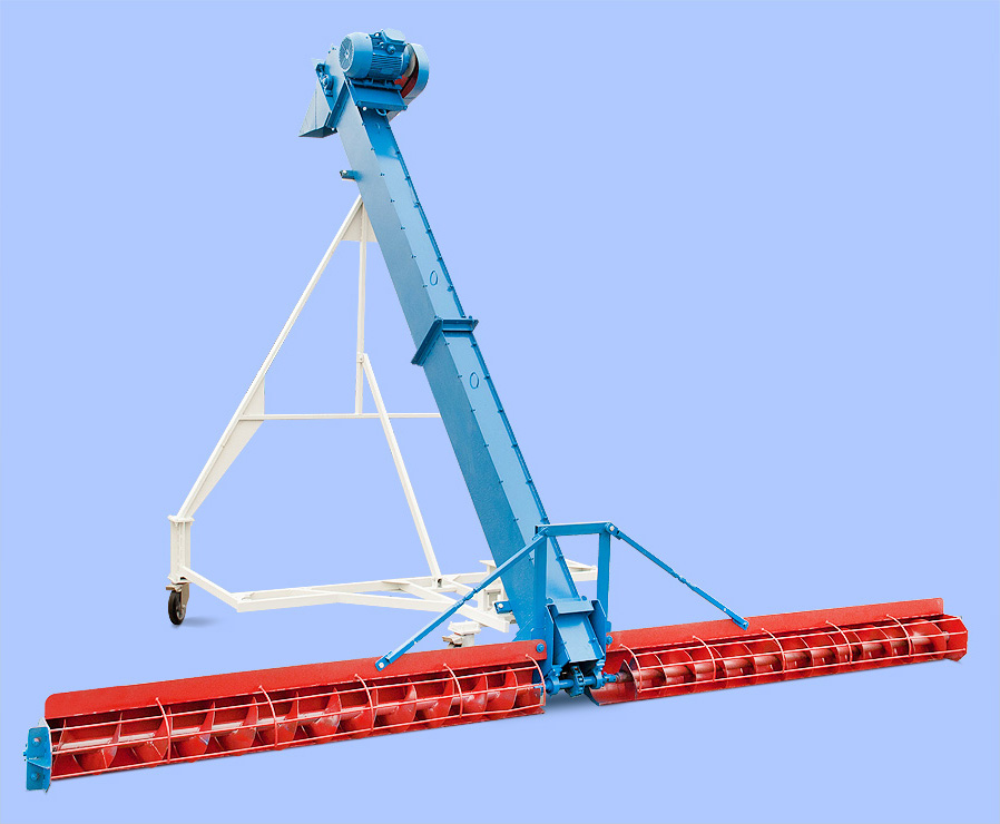 Grain loader CAD BM-20